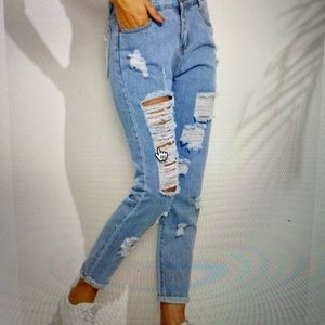 Jeans size M and L